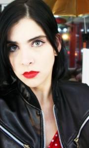 maquillaje para mujeres con el cabello negro